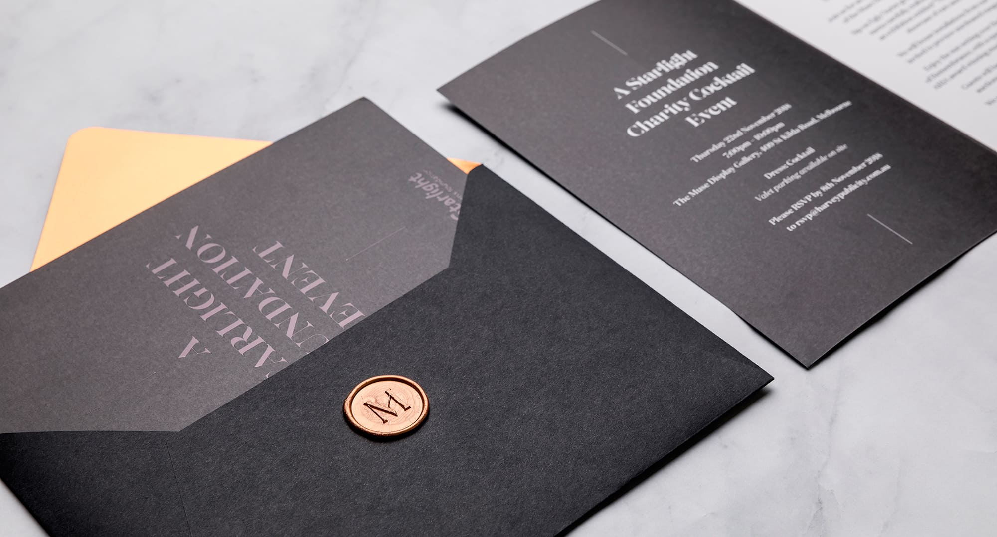 The Muse Invitations